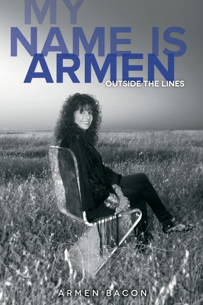 "Book cover of ""My Name is Armen"""
