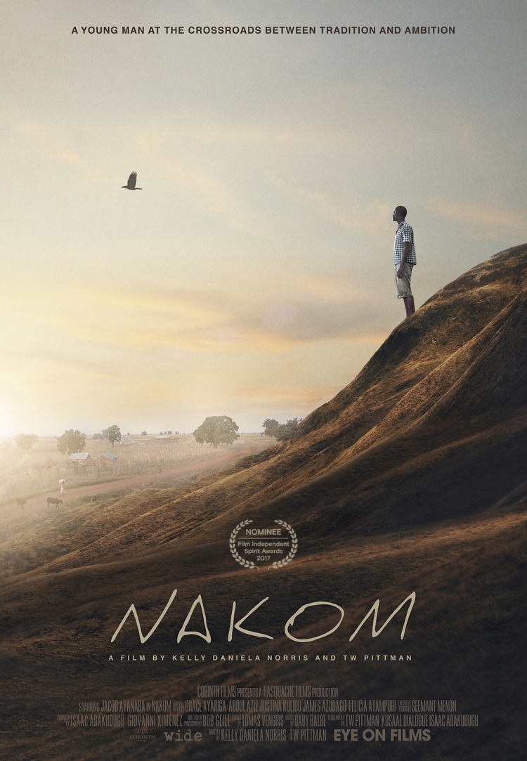 Poster for the film Nakom