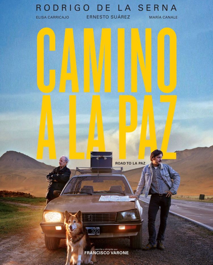 Photo for the film Road to La Paz