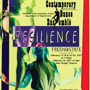 Resilience - Contemporary Dance Ensemble