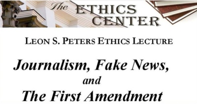 Ethics lecture series