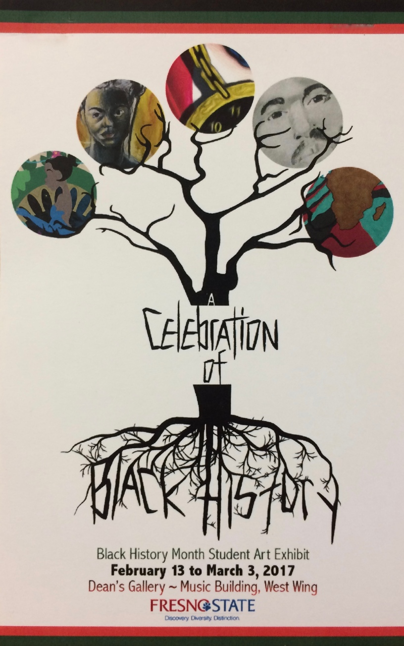 Student Art Exhibition: A Celebration of Black History