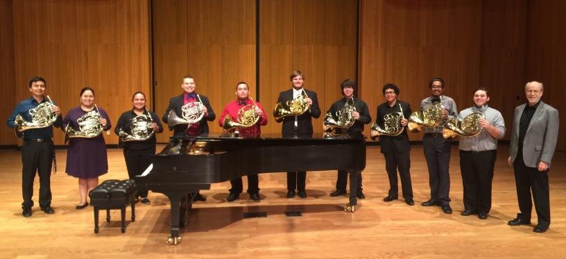 Fresno State Horn Ensemble