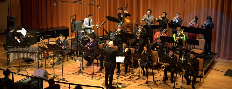 Fresno State Jazz Band