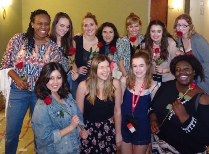 Fresno State student actors