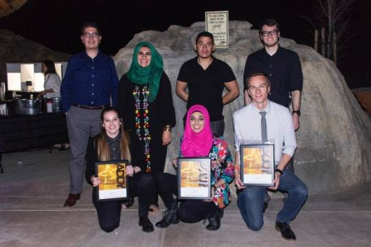 Art and Design students win ADDY awards