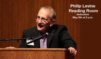 Poet Philip Levine