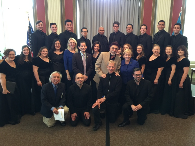 Chamber Singers in Washington DC