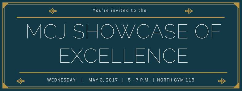 MCJ Showcase of Excellence graphic