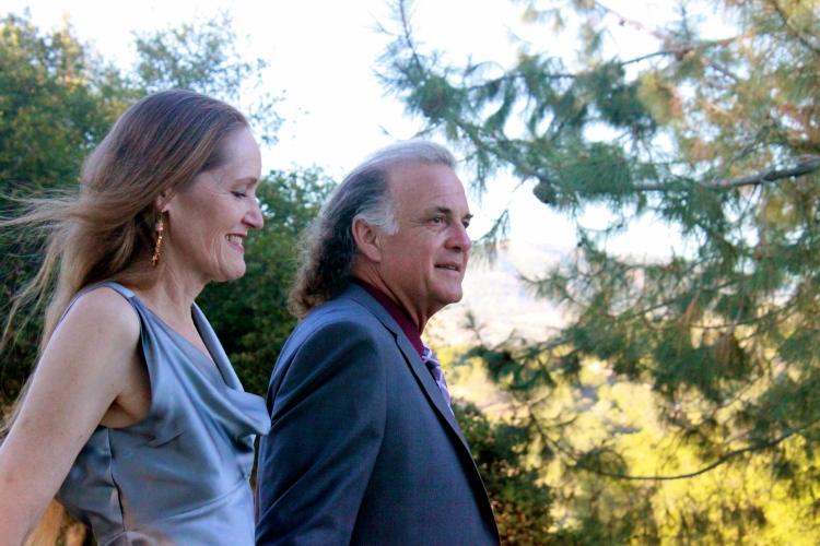 Bradley Hufft and wife, Ellie Choate