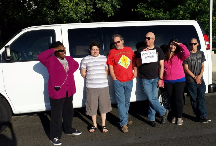 Linguistics department heading to do field work in Montana.