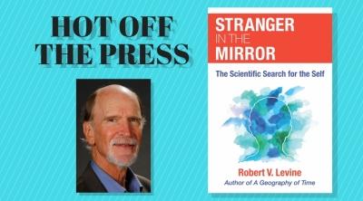 "Robert Levine's new book ""Stranger in the Mirror"""