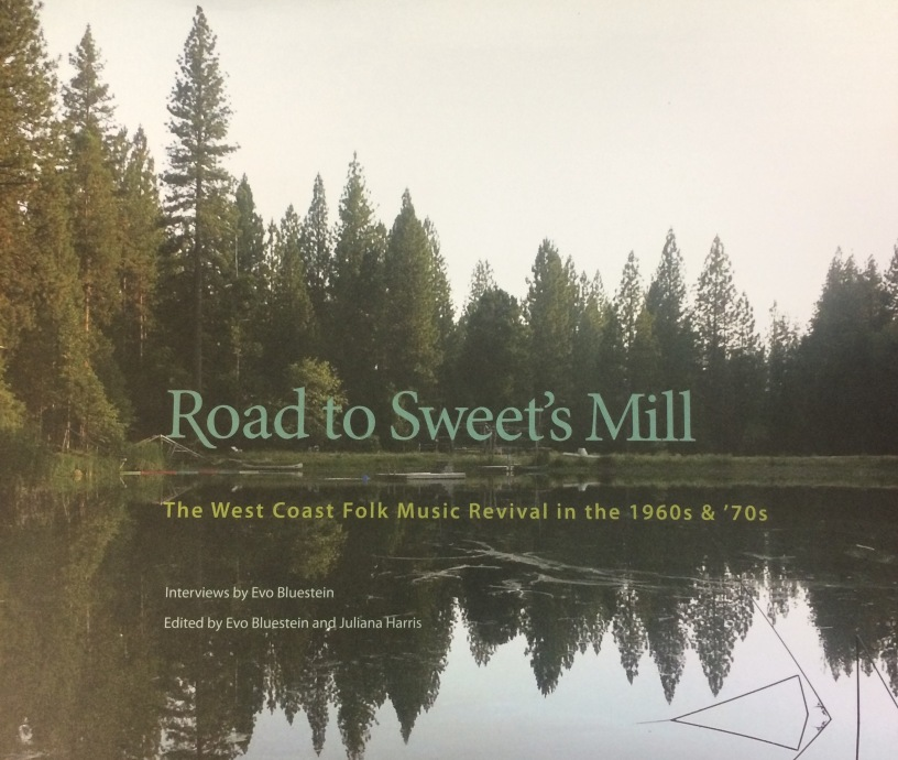 "Book cover ""Road to Sweet's Mill"""