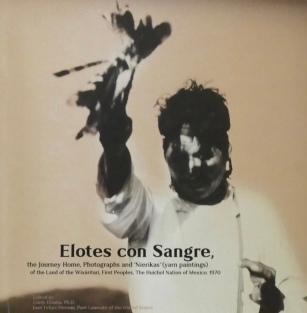 """Book cover of """"Elotes con Sangre"""""""