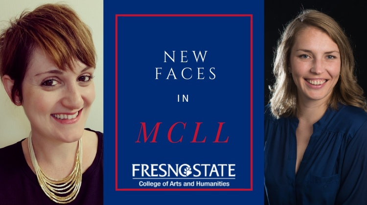 Two new assistant professors, Indira Sultanić and Dr. Amila Becirbegovic, are joining the Department of Modern and Classical Languages and Literatures.