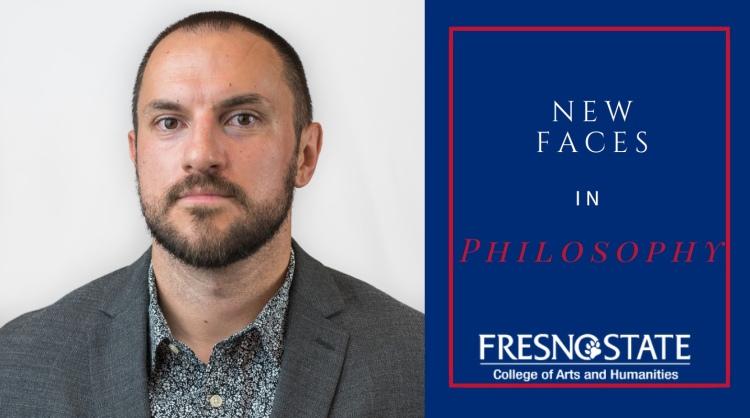 New philosophy professor Vadim Keyser