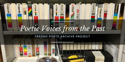 Archive of recordings from past poetry readings