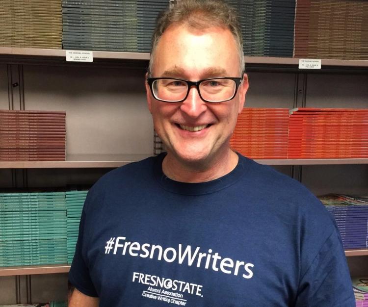 English Professor Dr. Tim Skeen