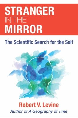 "Book cover of ""Stranger in the Mirror"""