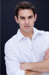 Constantine Pappas lands understudy role in Phantom of the Opera.