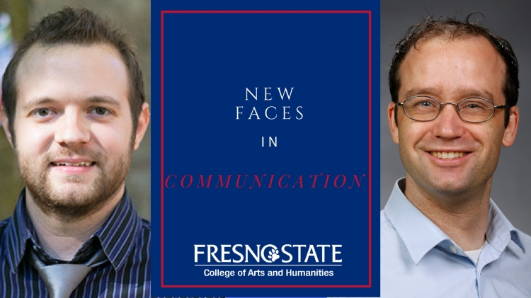 Two new professors in Department of Communication