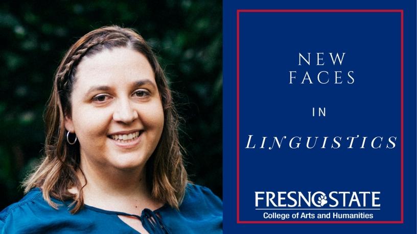 Assistant professor Jaydene Elvin joins the Department of Linguistics