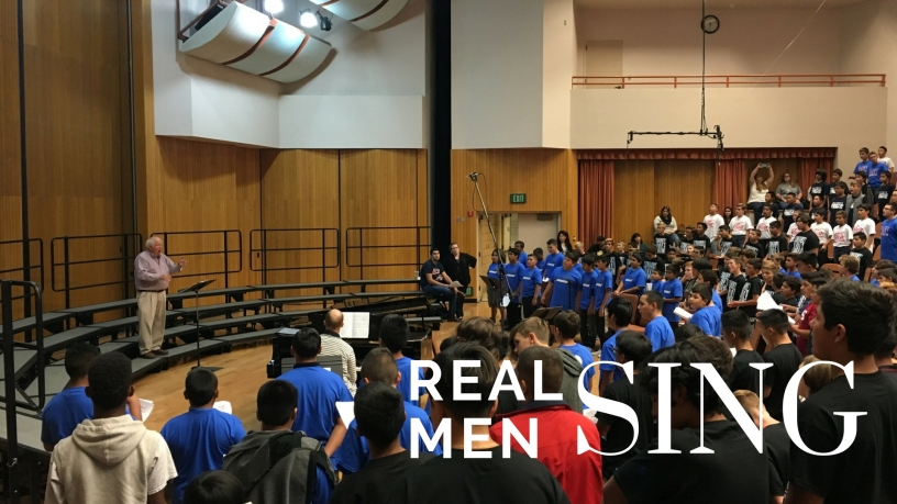 """Real Men Sing Choral Festival"" to be held at Fresno State"