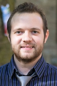 Headshot of Dr. Robert B. Lull, assistant professor of communication