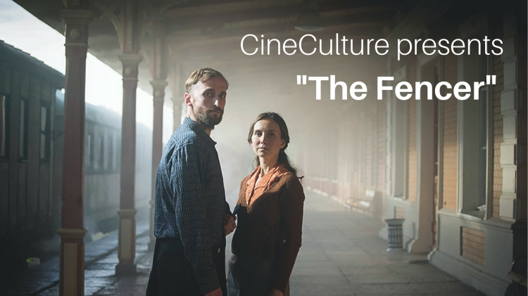 "CineCulture presents ""The Fencer"" 09/15/2017"