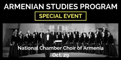 National Chamber Choir of Armenia