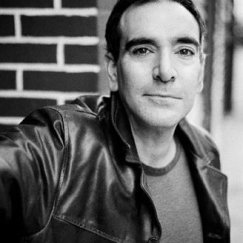 """Dr. Aaron Poochigian, author of verse novel """"Mr. Either/Or"""""""