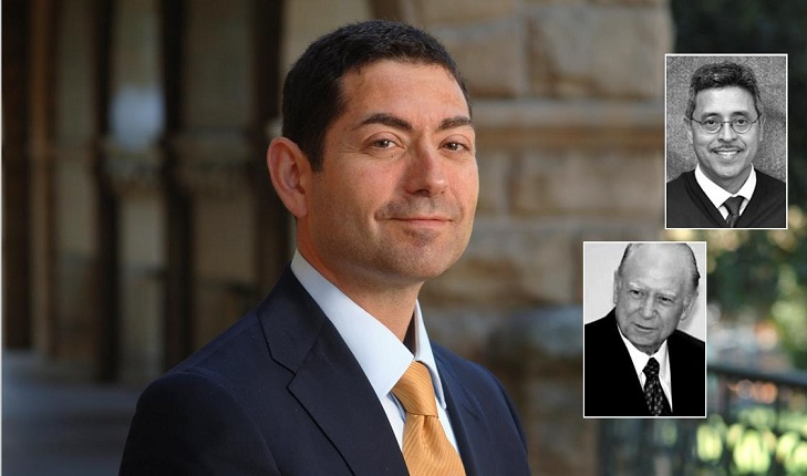 Dr. Mariano Florentino Cuellar, California Supreme Court Justice