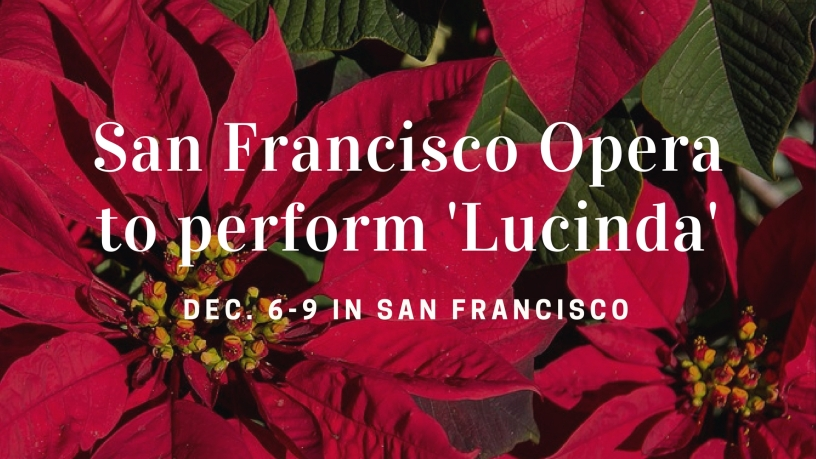 San Francisco Opera to perform 'Lucinda'