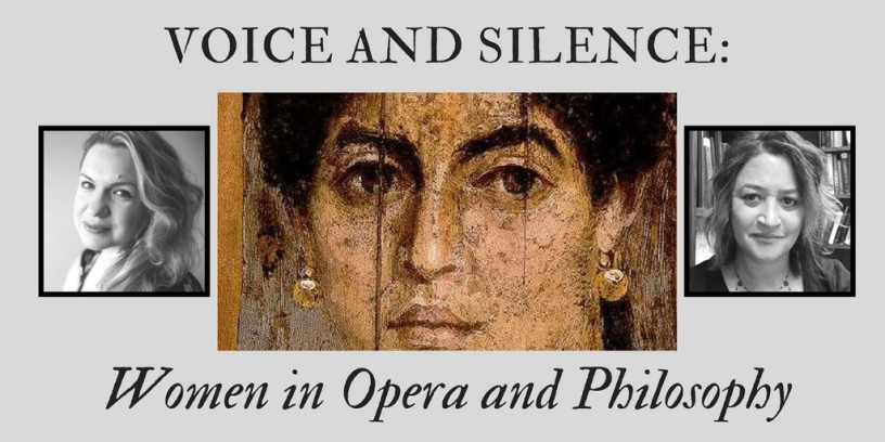 Voice and Silence featuring Drs. Maria Briggs and Tina Botts