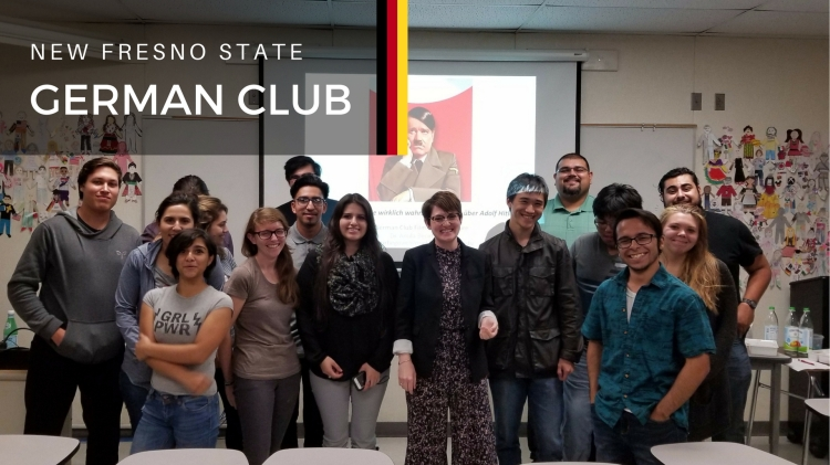 New Fresno State German Club