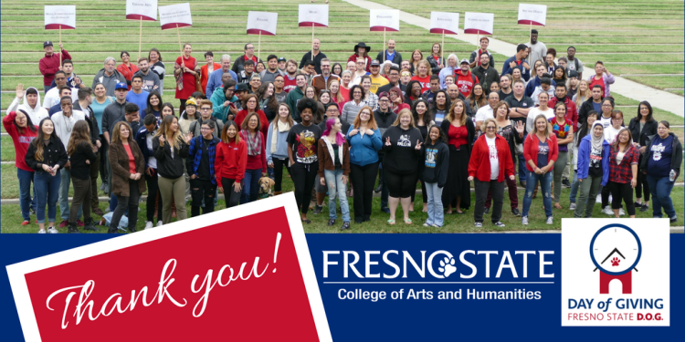 Thank you to our Day Of Giving donors!