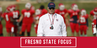 Fresno State Focus will interview Football Coach Jeff Tedford