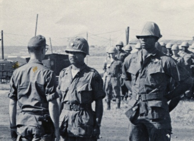 Unsung Heroes photo exhibitions honoring African-American military veterans