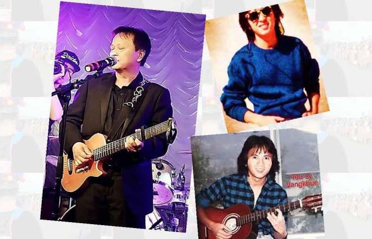 Singer/composer Tou Ly Vangkhue