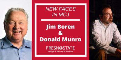New Faces in MCJ: Jim Boren and Donald Munro