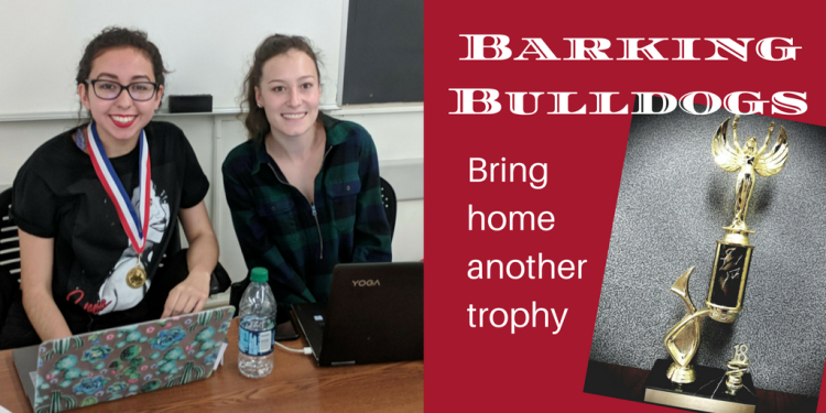Barking Bulldogs Debate Team win another trophy
