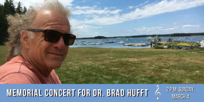 Memorial Concert for Dr. Brad Hufft
