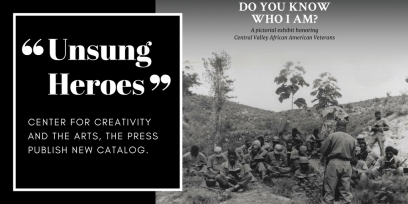 "New publication, ""Unsung Heroes,"" published by CCA and The Press"