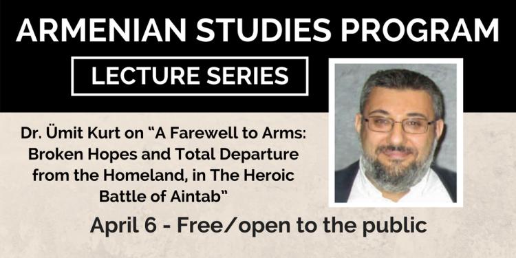 Lecture by Dr. Ümit Kurt