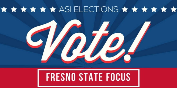 ASI Elections Vote! Fresno State Focus