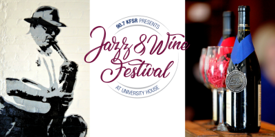 90.7 KFSR presents a Jazz and Wine Festival