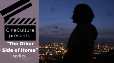"CineCulture presents ""The Other Side of Home"" April 20"