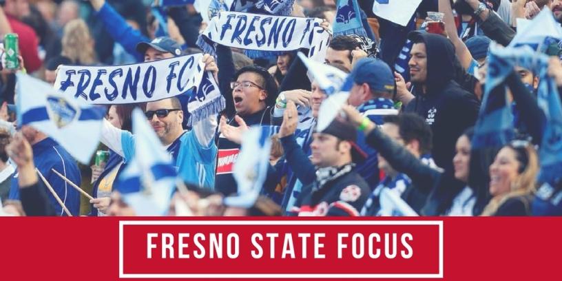 Fresno State Focus Fresno FC