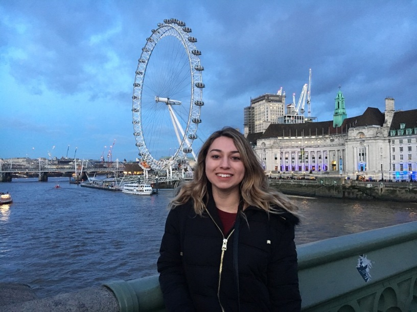 Marisa Mata reflects on her London Study Abroad experience.