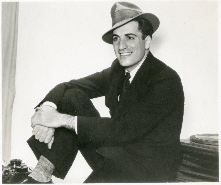 Author William Saroyan
